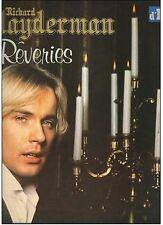 33 tours - richard clayderman - reveries : numero 1 -