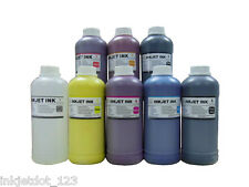 8x500ml Pigment refill ink for Epson Stylus Photo R2000 Wide-format printer