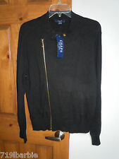 Chaps women's casual long sleeve zip-front sweater size XL NWT $70