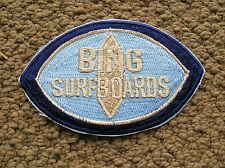 vintage style bing surfing surfboard surfer patch longboard 1960s surf jacket