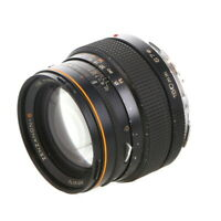 Bronica 150mm F/3.5 S Lens For SQ System manual focus black {67} AI