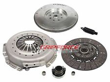 GF HD CLUTCH KIT & FLYWHEEL for 94-97 DODGE RAM 2500 3500 5.9L I6 CUMMINS DIESEL