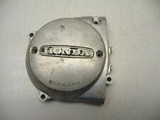 Honda SL125 SL 125 #5321 Engine Side Cover / Stator Cover (A)