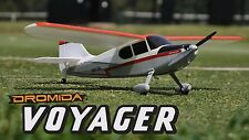 Dromida Voyager Ready To Fly RTF RC Remote Control Trainer Airplane DIDA0200