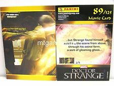 Doctor Strange Movie Trading Card - 1x #089 Movie Card-TCG