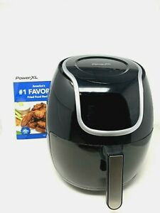 Power XL Vortex 7-Quart Air Fryer - Black - FREE SHIPPING.