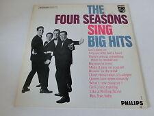The Four Seasons Sing Big Hits Vinyl LP