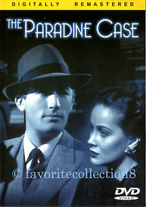 The Paradine Case (1947) - Gregory Peck, Ann Todd (Region All)