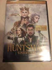 The Huntsman - Winter's War Fantasy Movie Dvd Chris Hemsworth New Sealed