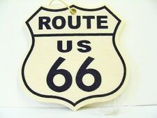 Route 66 logo fits Chevy Tropical Air Freshener Mirror Dashboard Emblem  NOS