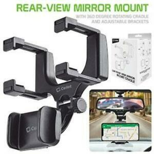 Rear-view Mirror Mount Apple iPhone 12 Pro Max Samsung Galaxy Note 20 Ultra 20