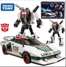 Takara Transformers Masterpiece MP-20 Wheeljack Lancia Stratos Turbo Car Kid Toy