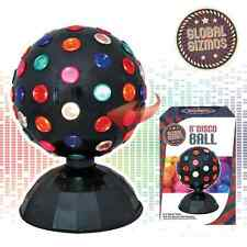 "8"" Large Rotating Disco Ball DJ Party Stage Club Pub Disco Xmas Christmas Light"