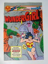1x Comic - Wunder Girl  Nr.5 - 1981 - Ehapa - Z. 2