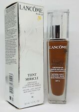 LANCOME TEINT MIRACLE #14 BROWNI SPF5 30ML BRAND NEW DAMAGED PACKAGING FREE POST