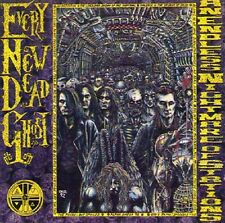EVERY NEW DEAD GHOST An Endless Nightmare of Stations - CD (Nightbreed 1992)