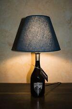 Lampada da tavolo design bottiglia Sacra birra Crus