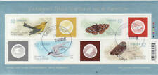 Canada 2008 Endangered Species Souvenir Sheet Used