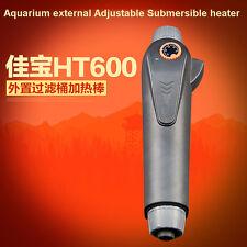Adjustable Submersible heater external aquarium fish Tank 100w 200w 300w