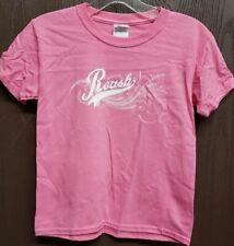 Roush Kid's Shirt - Youth Girls - Cute! Pink * Mustang * Ships FREE to USA! LOOK