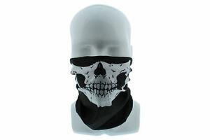 Seamless Wide Tube Bandana Balaclava Face Mask Paintball, Ski, Motorcycle Helmet