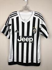 179ba555b Adidas Climacool Juventus Jeep Pogba   10 Soccer Jersey Men s Sz. Small GUC