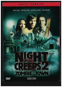 Night of the Creeps 2 - Zombie Town (uncut) (DVD) (FSK18) gebr.-gut
