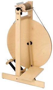 Spinnrad Louet S17 (SP0103) Spinnrad Einfachtritt Spinnrad spinnen