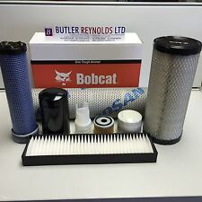 Bobcat Excavator Genuine Filter Kit E80