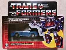 TRANSFORMERS G1 AUTOBOT SMOKESCREEN MISB! US SELLER RARE!