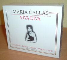 MARIA CALLAS  -  Viva Diva  (5 CD Box) Digitally Remastered