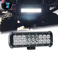 10'' LED Light Bar FITS YAMAHA KODIAK 450 YFM450 2003 2004 2005 2006 ATV NEW 9''