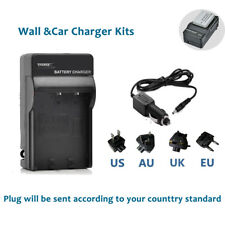 NB-10L Battery Charger For Canon PowerShot SX40 SX50 SX60 HS G1X G15 G16