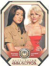 Battlestar Galactica Season 4 Gallery Chase Card G3