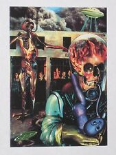 Topps Mars Attacks Trading Card 1994 Base Card NM #89 Concentration Camp