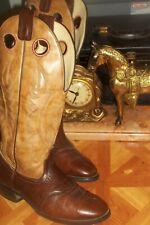 Laredo Buckaroo Cowboy Boots Laredo Buckaroo Tall Western Saddle Riding Boots 10