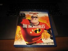 The Incredibles (Blu-Ray/Blu Ray bonus/Dvd Multi-Screen) No Digital