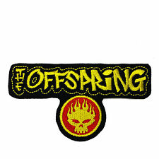 5THE OFFSPRING Embroidered Rock Band Iron On or Sew On Patch UK SELLER Patches