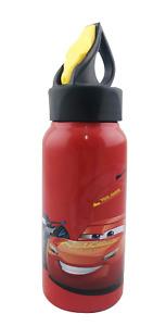 DISNEY CARS KIDS 473ML STAINLESS STEEL HYDRO CANTEEN DRINK BOTTLE