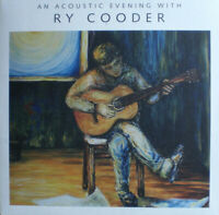 AN ACOUSTIC EVENING WITH RY COODER by RY COODER Vinyl LP ltd coloured marble