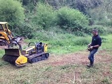 Robocut, Bank Topper, Steep Ground Mower, Flail Mower