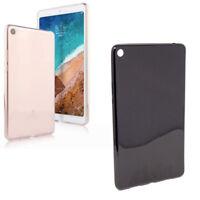 Custodia cover flessibile TPU lucida protezione per Xiaomi MiPad Mi Pad 4 Plus