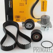 CONTI CT1101 Zahnriemen + Rollensatz + Wasserpumpe Citroen Peugeot 1.4 16V