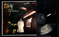 Bob Bellows-Misty-Songs By-Athens 1000-AUTOGRAPHED HANK GARLAND