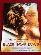Black Hawk Down Kinoplakat Poster A1, Josh Hartnett, Eric Bana, McGregor