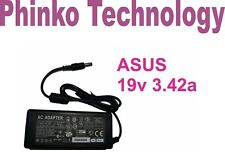 19V 3.42A 65W AC/DC Laptop Adapter Charge For ASUS R33030 N17908 V85 SADP-65KB