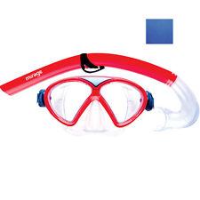 Mirage Comet Kids Mask & Snorkel ONLY Set-05- BLUE
