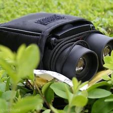 Schwarz 30x60 Wandern Jagd Outdoor Fernglas Tage-Nachtsicht Binokel Fernrohr