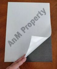 "Self Adhesive Paper Magnet Sheets in 9""X12"" (5Sheets)"
