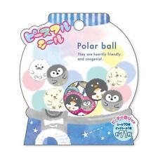 71X Bola De Polar Kawaii Pingüino Animal escama Pegatina Saco Lindo Papelería japonés